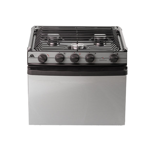 Atwood | Dometic RV Range Oven Cook-top RV-1735 BSPSX2 - 52938