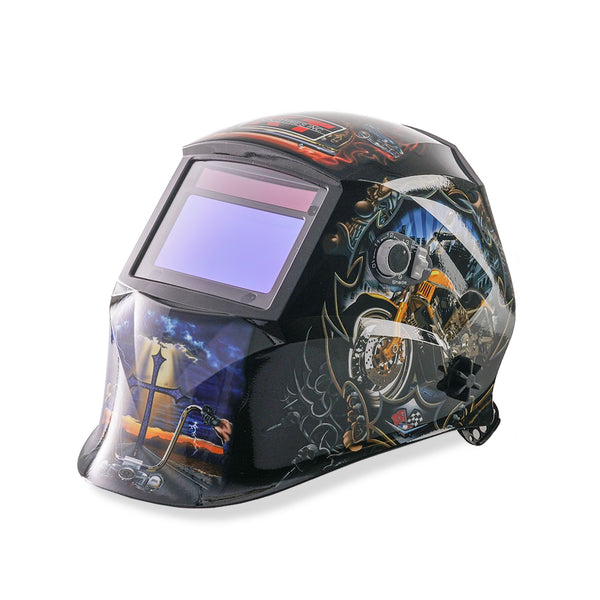 "KT Industries ""Classic Automotive"" Auto Darkening Welding Helmet (4-1062)"