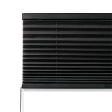 "Camper Comfort 26"" X 50"" Black RV Pleated Shade"