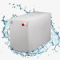 ToughGrade RV Water Tank 16 Gallon | Water Tank | Water Storage Tank | RV Grey Water Tank | RV Fresh Water Tank