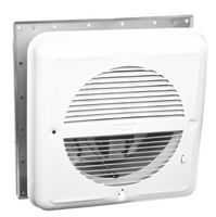 Ventline by Dexter V2215-21 White 110V Sidewall Vent and Fan | RV Vent Replacement Parts