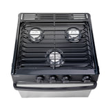 Atwood | Dometic RV Range Oven Cook-top RV-1735 BS Part# 52843
