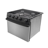 Atwood | Dometic RV Range Oven Cook-top RV-1735 BSP Part# 53376