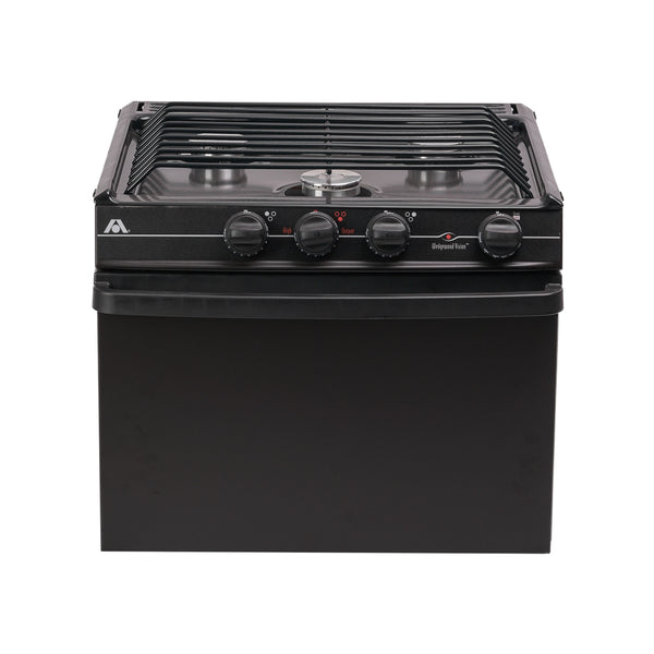 Atwood | Dometic RV Range Oven Cooktop Rv-1735 BB  Part# (52447)