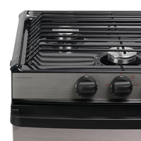 Atwood | Dometic RV Range Oven Cook-top RV-1735 BSS Part# 52484