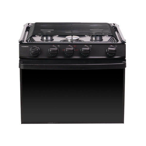 Atwood | Dometic RV Range Oven Cook-top RV-1735 BGPU Part# (52382)