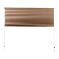 Camper Comfort Cappuccino RV Pleated Shade | Camper Blinds | RV Privacy Blinds | Multiple Sizes