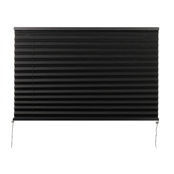 Camper Comfort Black RV Pleated Shades | Camper Blinds | RV Privacy Blinds | Multiple Sizes