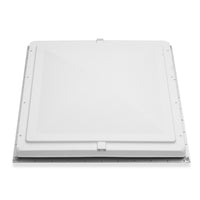 "Heng's Escape Hatch / Exit Vent with 2"" White Metal Garnish 26"" X 26"" ( 68631-2)"