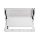 Heng's (J116AWH-C)  RV Stove Exhaust Vent Hood/Cover-White