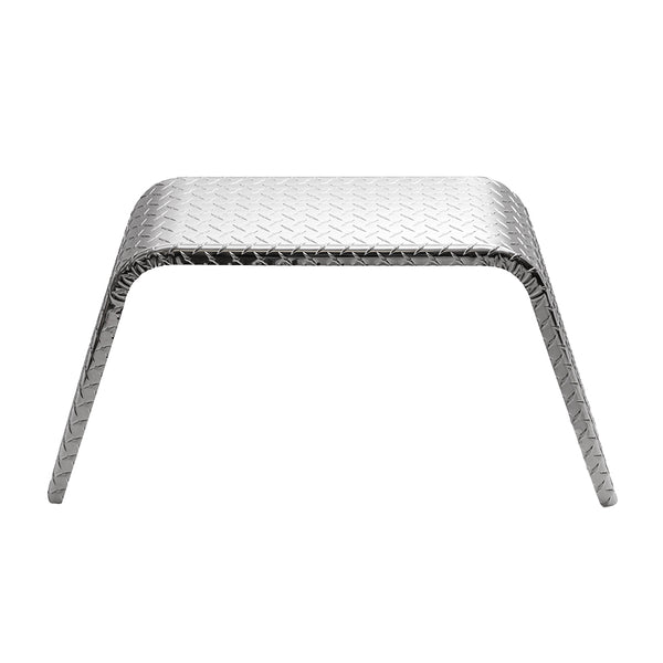 "Aluminum Diamond Plate Flat Top Trailer Fender 9"" X 36"" X 18"""