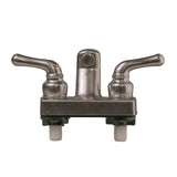 Dual Handle RV Tub & Shower Faucet Valve Diverter