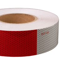"Toughgrade DOT-C2 Red/White Reflective tape 2"" X 150'"