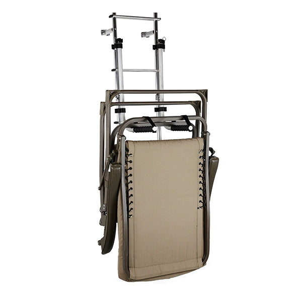 Universal Outdoor RV Ladder Chair Rack LA-104