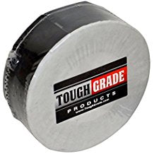"ToughGrade TG-6 2""x50' Black Roof Seal Tape EDPM Metal Plastic TPO"