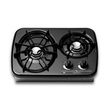 Atwood Black Dv20-b 2-burner Drop in Cooktop Trailer Camper Rv