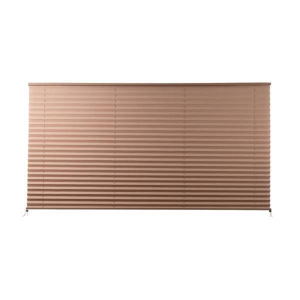 "Camper Comfort 62"" x 31"" Cappuccino RV Pleated Shade"