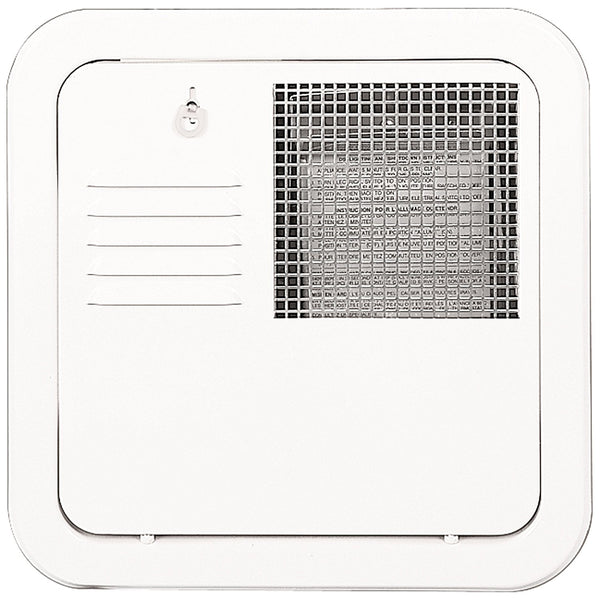 Suburban 6259APW Polar White Water Heater