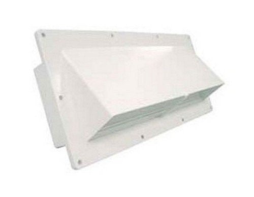 VENTLINE V2111-18 RV Trailer Camper Appliances Range Hood Vent Natural White