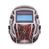 "KT Industries ""Spider"" Auto Darkening Welding Helmet (4-1051)"