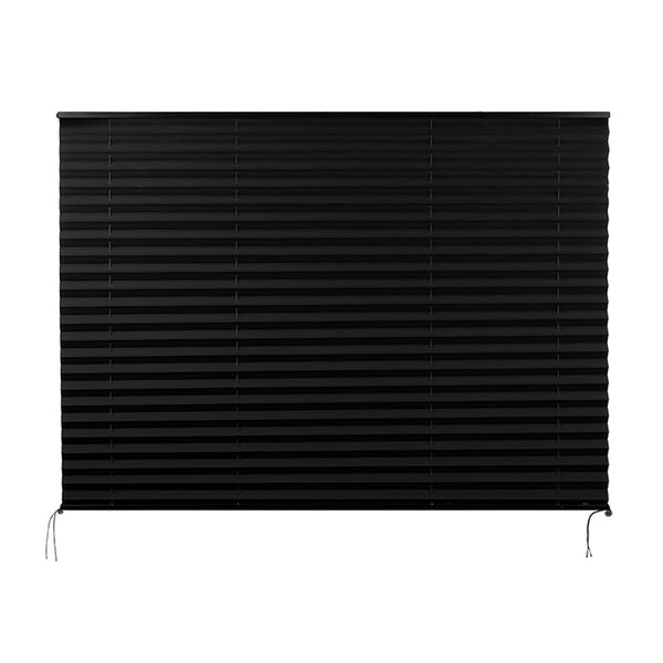 "Camper Comfort 50"" X 38"" Black RV Pleated Shade"