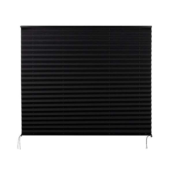 "Camper Comfort 44"" X 38"" Black RV Pleated Shade"