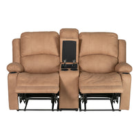 "Camper Comfort 67"" Wall Hugger Reclining RV 