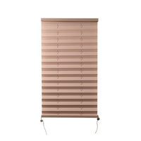 "Camper Comfort 14"" x 24"" Cappuccino RV Pleated Shade"