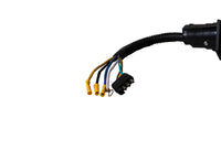 ToughGrade 4 Flat to 7 Blade Wire Harness 12in.