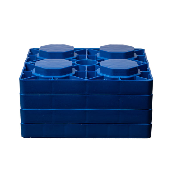 ToughGrade 4 Pack RV Leveling Blocks
