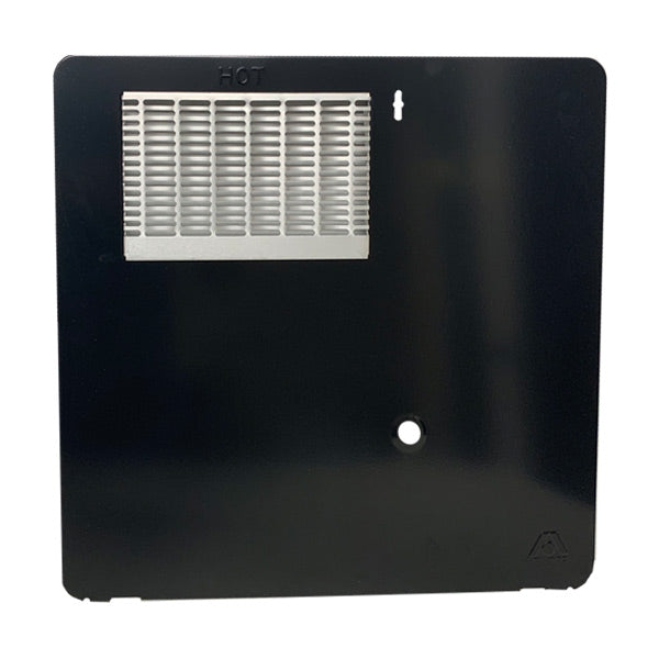 Atwood RV 10 Gallon water heater door Black