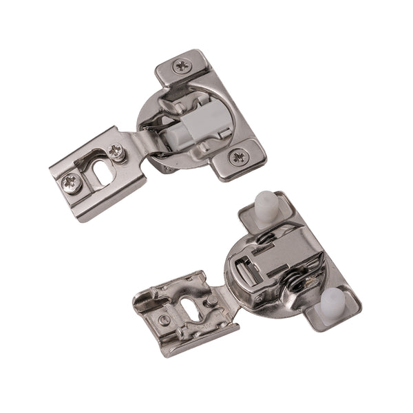 ToughGrade Soft Close Kitchen Cabinet & Cupboard Door Hinges - 3-Way Adjustability & Easy Installation