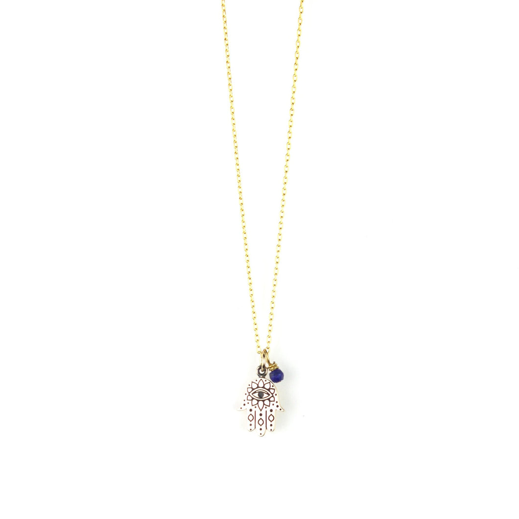 Bella Vita Jewelry - Classic Necklace - Hamsa Hand
