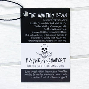 Payne & Comfort - The Monthly Bean- Pink Bouquet