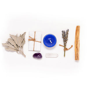 J. Southern Studio - Tranquility & Peace Ritual Kit - Mini