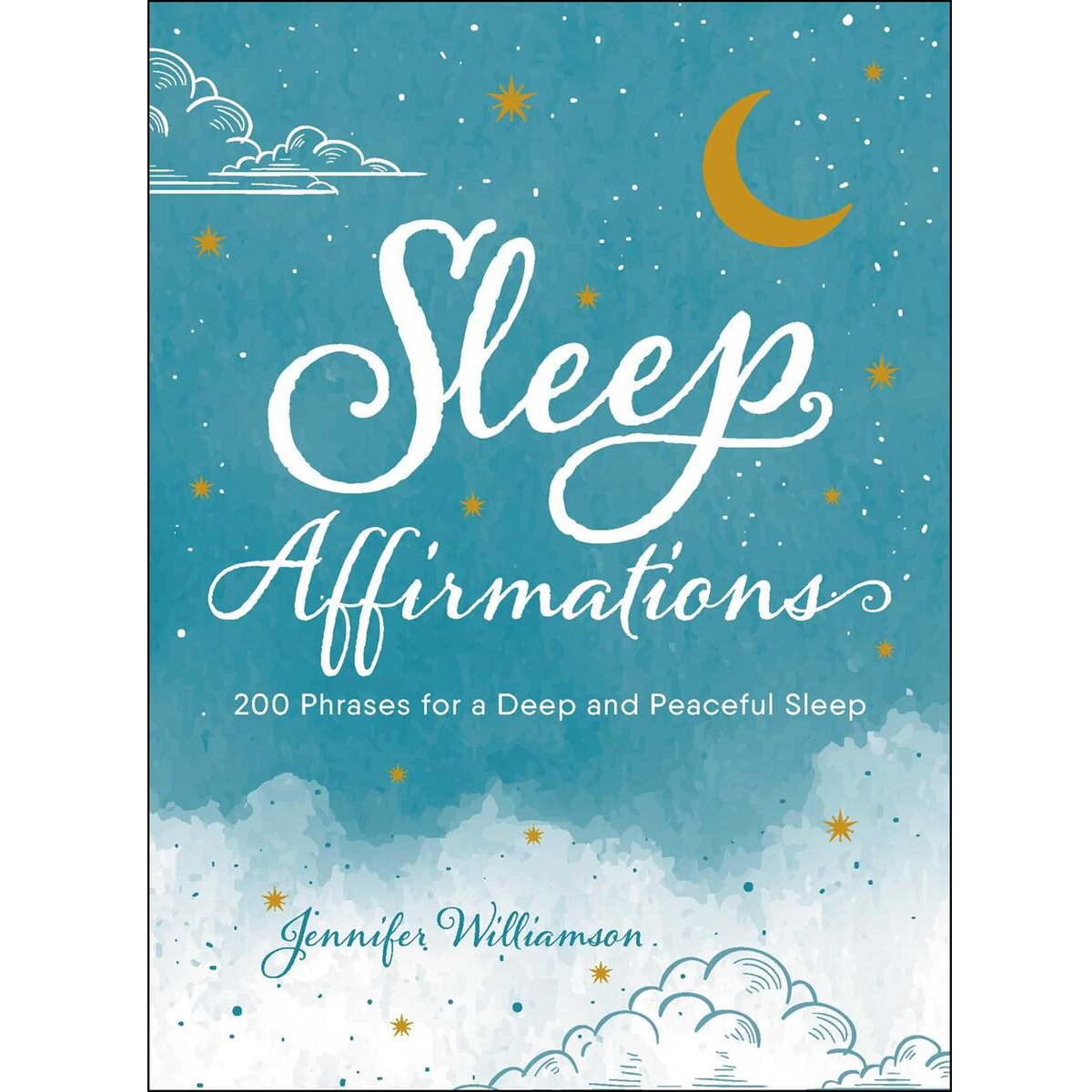 Microcosm Publishing - Sleep Affirmations 200 Phrases for a Deep and Peaceful Sleep