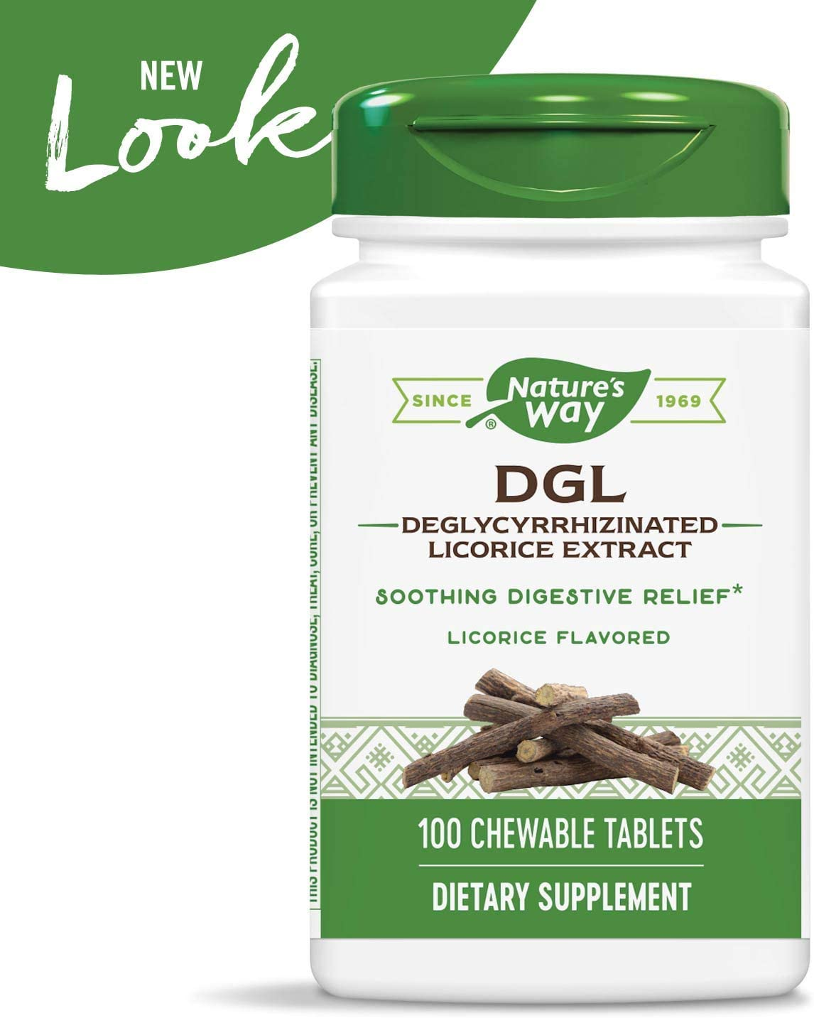 Nature's Way DGL - Licorice Flavored