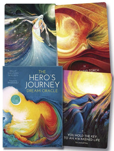The Hero's Journey Dream Oracle Cards