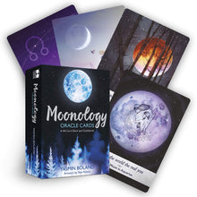 Load image into Gallery viewer, Moonology Oracle Cards