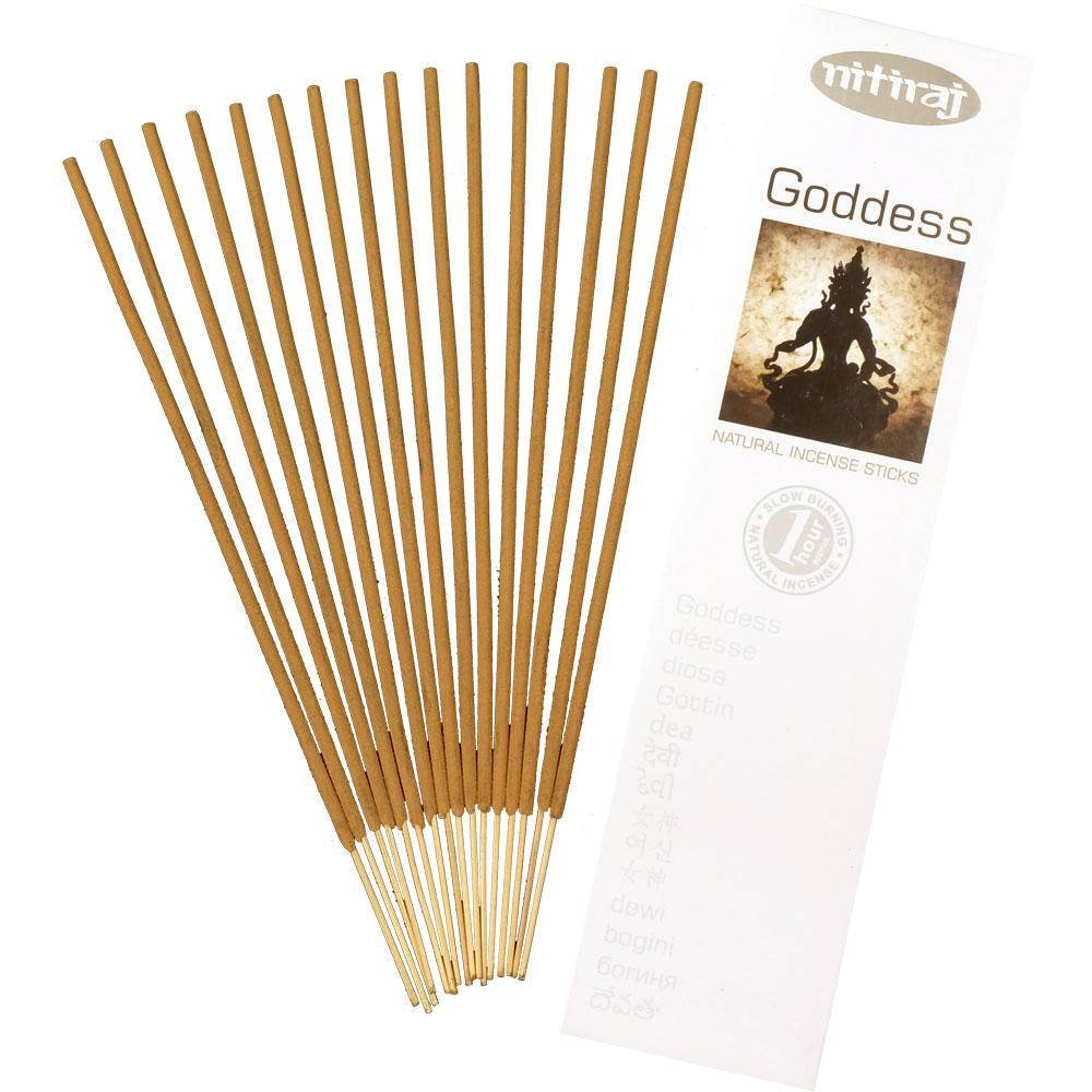 Nitiraj Incense 25 gr - Goddess