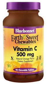 Blue Bonnet 500mg Vitamin C Chewable