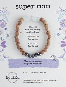Be Your Own Hero Bracelet