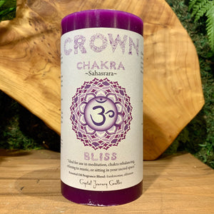 Crown Chakra - BLISS Candle