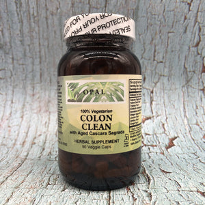 OPAL Colon Clean with Aged Cascara Sagrada