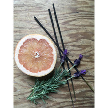 Load image into Gallery viewer, All-Natural Incense: Hermitage - with Patchouli, Pink Grapefruit Essential Oils