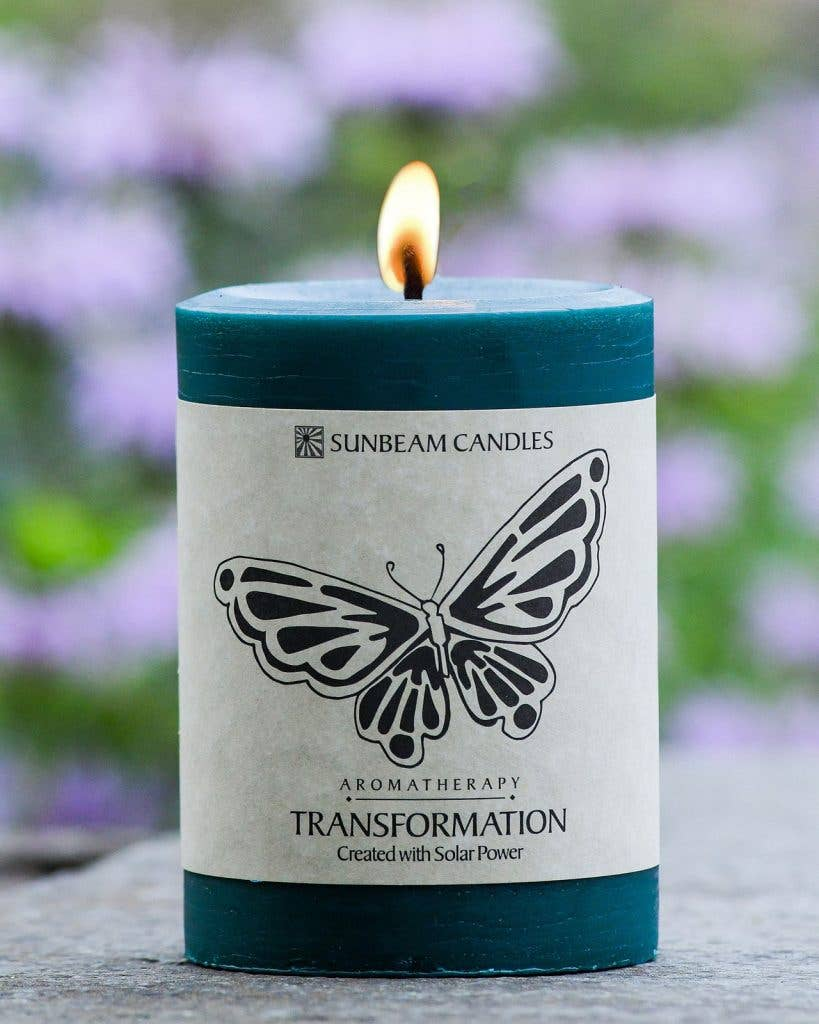 Sunbeam Candles, Inc - Transformation Candle