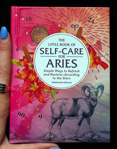 Microcosm Publishing - Little Book of Self-Care for Aries
