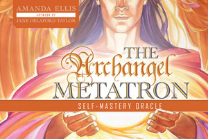 Red Feather - The Archangel Metatron Self-Mastery Oracle Book