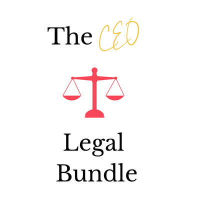 CEO Legal Bundle