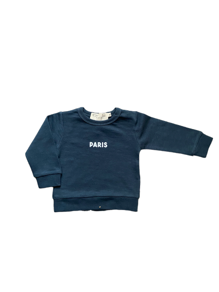 Sweat Paris - Navy